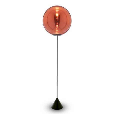 Globe Cone Floor Lamp LED