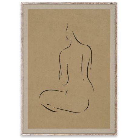 Grace III Print by Lemon 50 x 70cm