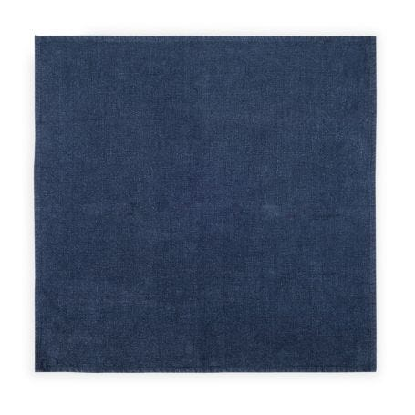 Heal's Linen Napkin Midnight Blue