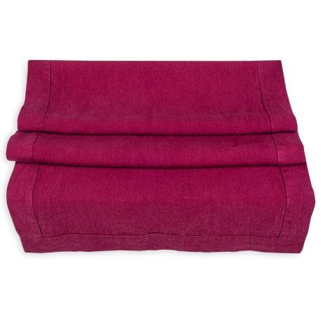 in Wine Red