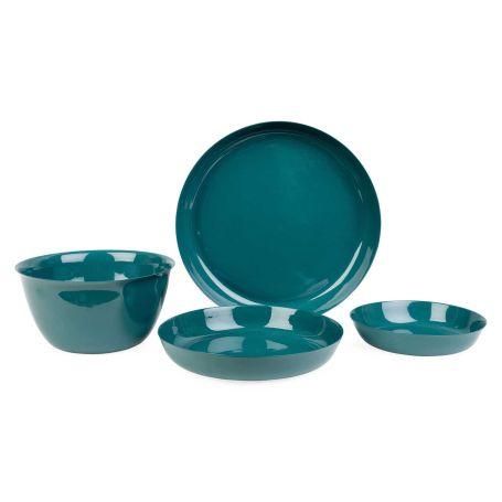 Porcelain Forest Green Dinnerware