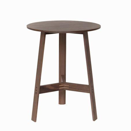 Jethro Side Table Walnut