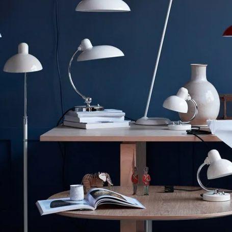 Kaiser Idell Floor Lamp