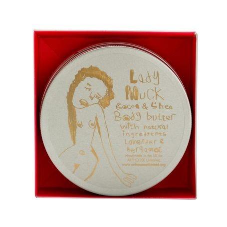 ARTHOUSE Unlimited Lavender & Bergamot Body Butter Lady Muck Design