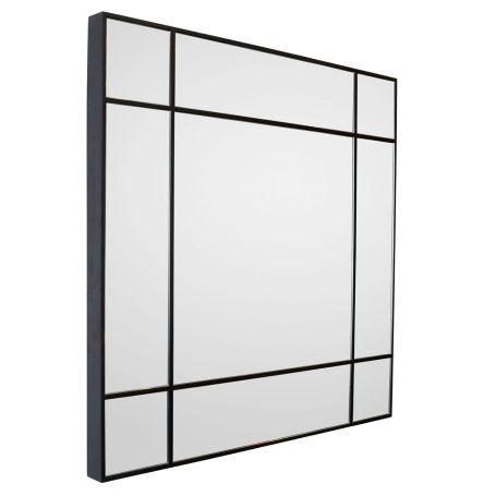 Four Season Square Mirror Wenge Stain