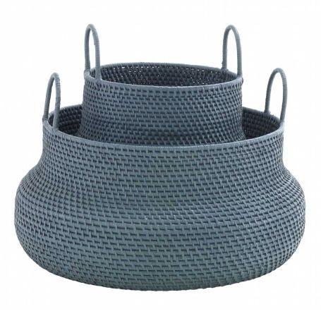 Along Baskets