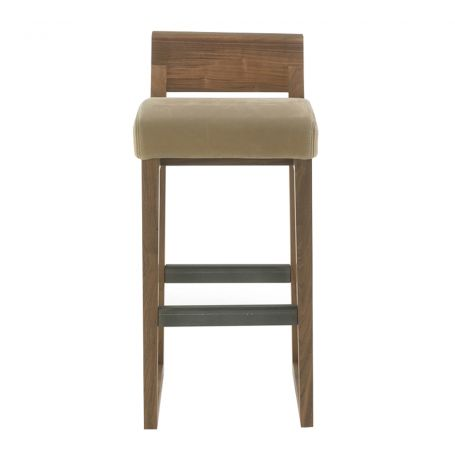 Dino Bar Stool - Front View