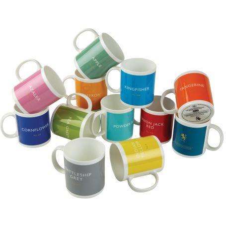 British Colour Standard Mug