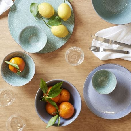 Dapple Tableware