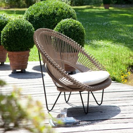 Roy Cocoon Chair