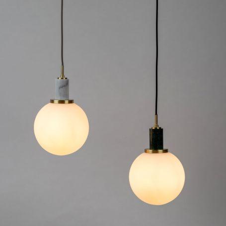 Globe Pendant Light Glass