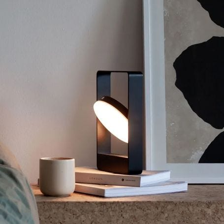 Mouro Portable LED Table Lamp