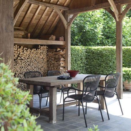 Loop Outdoor Dining Chair