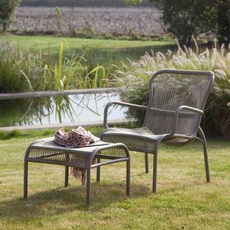 Loop Outdoor Footrest