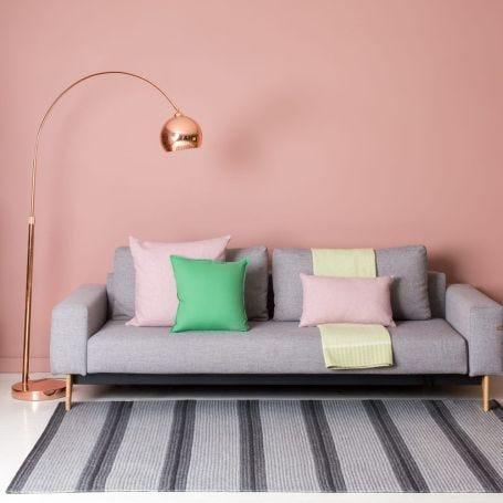 Mini Lounge Floor Lamp