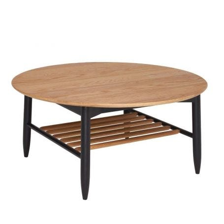 Monza Round Coffee Table