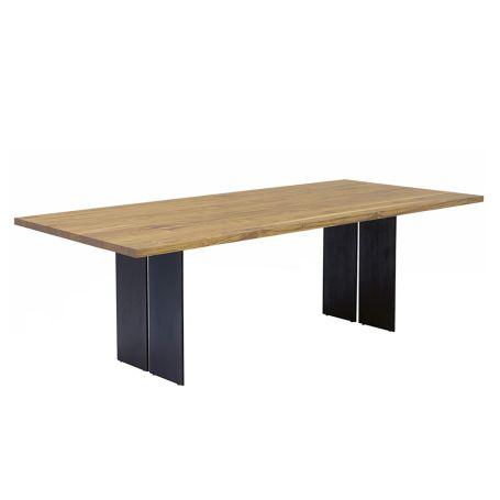 Natura Table  4-6 Seater Oak