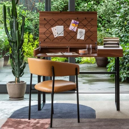 Neo Leather Dining Chair
