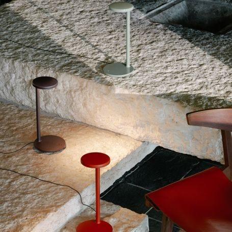 Oblique Table Lamp