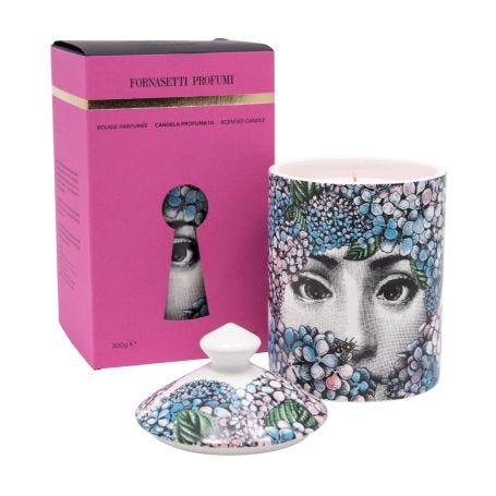 Ortensia Flora Scented Candle 300g