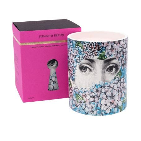 Ortensia Flora Scented Candle 900g