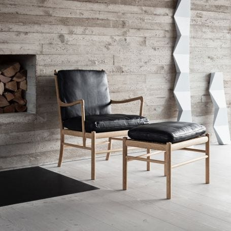 OW149 Colonial Armchair