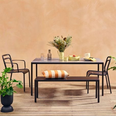 Petra Outdoor Dining Table