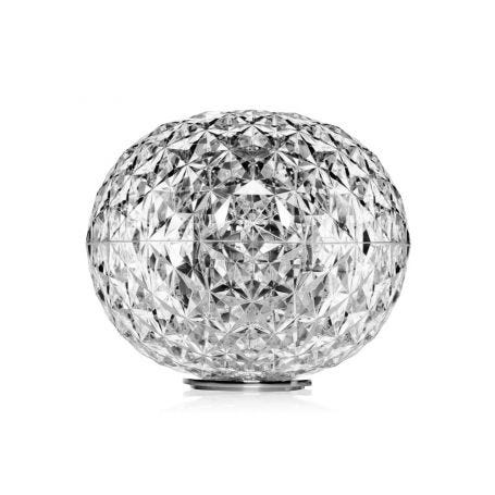 Planet Table Lamp Clear