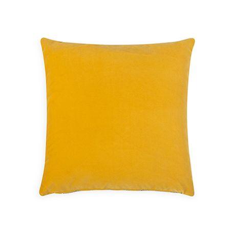 Duo Cushion Primrose & Linen 45 x 45cm