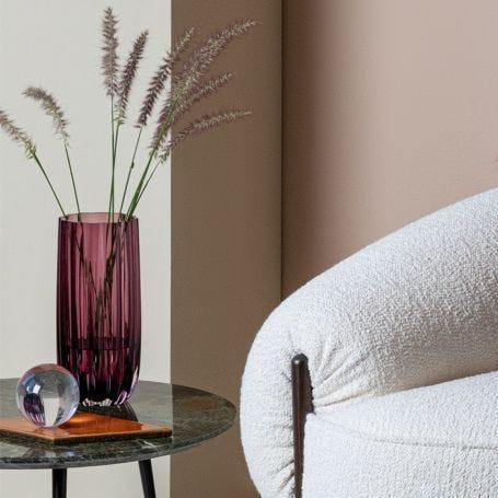 Ripple Vase Heather Small