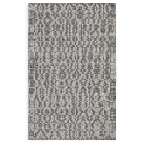Romilly Recycled Rug Grey