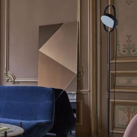Headlight Table Lamp