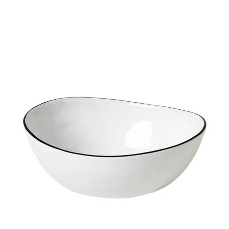 Salt Cereal Bowl