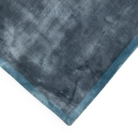 Scala Tencel Rug Night Blue