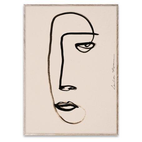 Serious Dreamer by Loulou Avenue 50 x 70cm Print