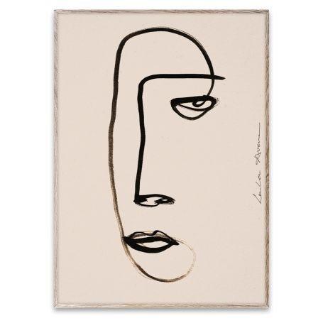 Serious Dreamer Print by Loulou Avenue 30 x 40cm