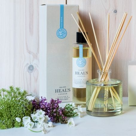 Spring Meadow Natural Reed Diffuser