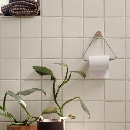 Toilet Paper Holder Brass