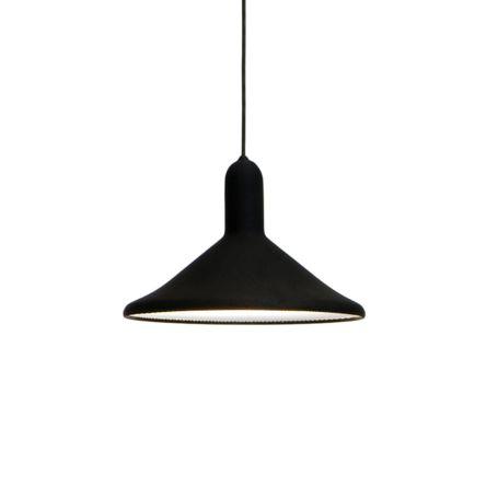 Torch S3 Cone Pendant Light Black