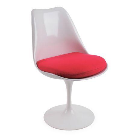 Tulip Armless Chair Swivel Base