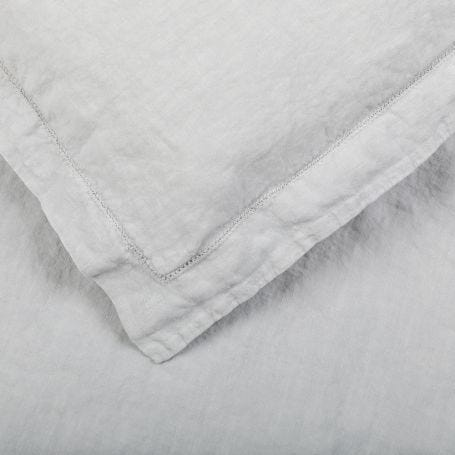 Washed Linen Bed Linen Grey
