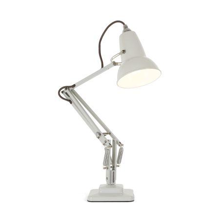 Original 1227 Mini Desk Lamp Linen White