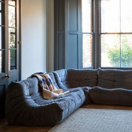 Togo Modular Corner Sofa Complete