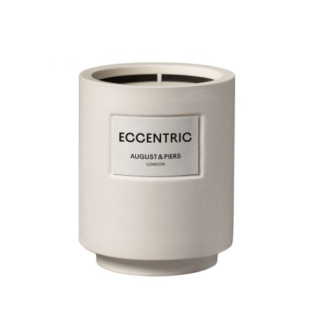 August & Piers Eccentric Candle