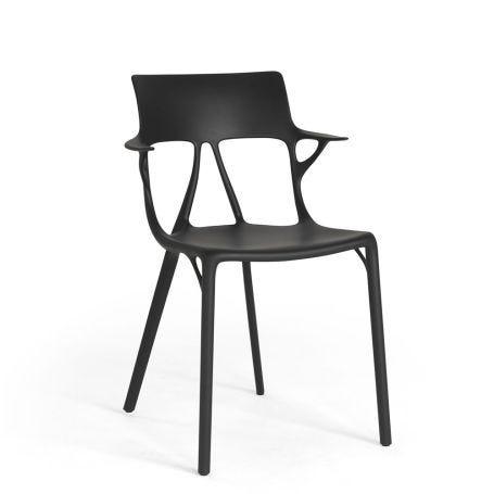 Ai Chair Black - *Min 2 Chairs*