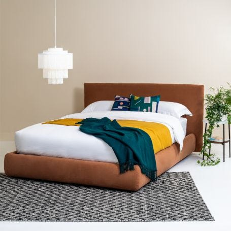 Alba Storage Bed