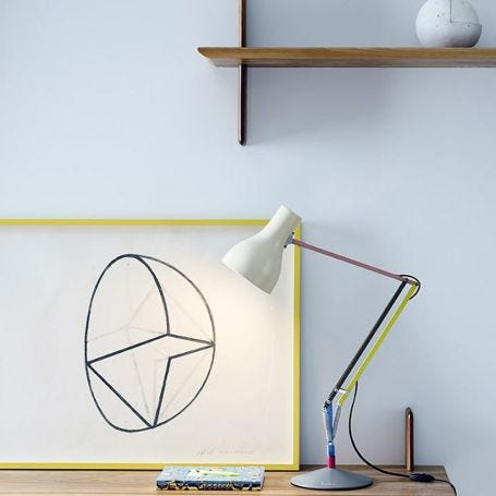 Type 75 Desk Lamp Paul Smith Edition One