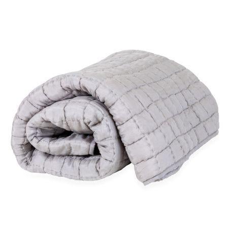 Silk Bedspread Throw