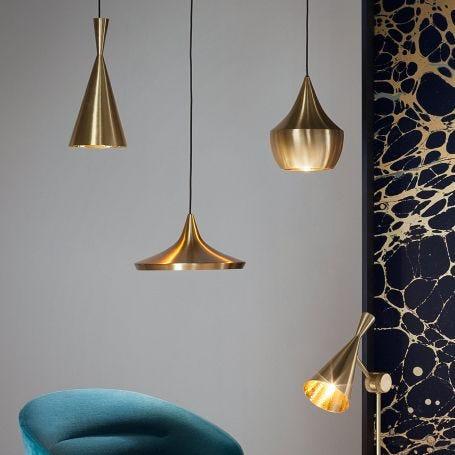 Beat LED Tall Pendants