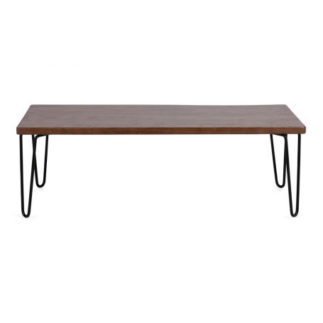 Brunel Coffee Table / AV Unit Dark Wood